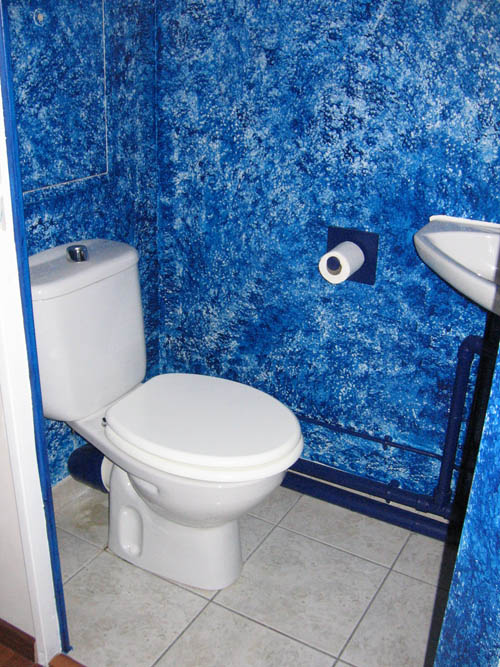 Atelier mdl wc bleu 01 for Deco wc bleu